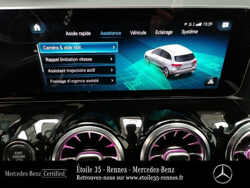 Photo 21 de l'offre de MERCEDES-BENZ Classe B 180 136ch AMG Line Edition 7G-DCT 7cv à 34890€ chez Etoile 35 - Mercedes-Benz Rennes