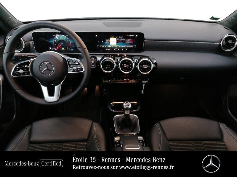 Photo 6 de l'offre de MERCEDES-BENZ Classe A 160 109ch Progressive Line à 27890€ chez Etoile 35 - Mercedes-Benz Rennes