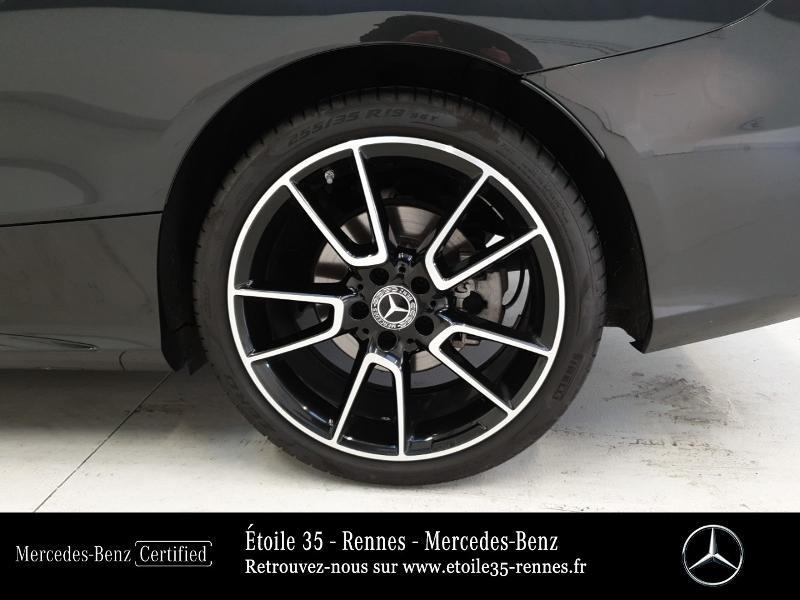 Photo 14 de l'offre de MERCEDES-BENZ Classe C Coupe 220 d 194ch AMG Line 9G-Tronic Euro6d-T à 46490€ chez Etoile 35 - Mercedes-Benz Rennes