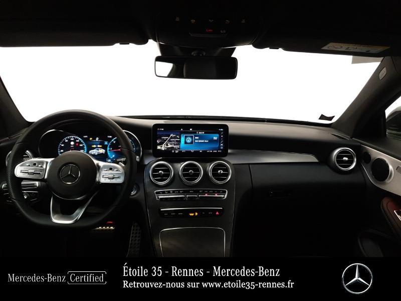 Photo 6 de l'offre de MERCEDES-BENZ Classe C Coupe 220 d 194ch AMG Line 9G-Tronic Euro6d-T à 46490€ chez Etoile 35 - Mercedes-Benz Rennes