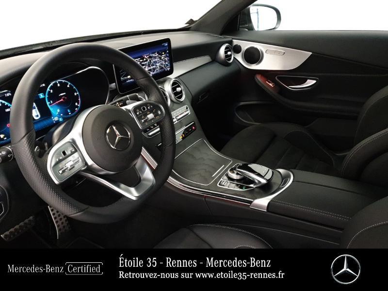 Photo 19 de l'offre de MERCEDES-BENZ Classe C Coupe 220 d 194ch AMG Line 9G-Tronic Euro6d-T à 46490€ chez Etoile 35 - Mercedes-Benz Rennes