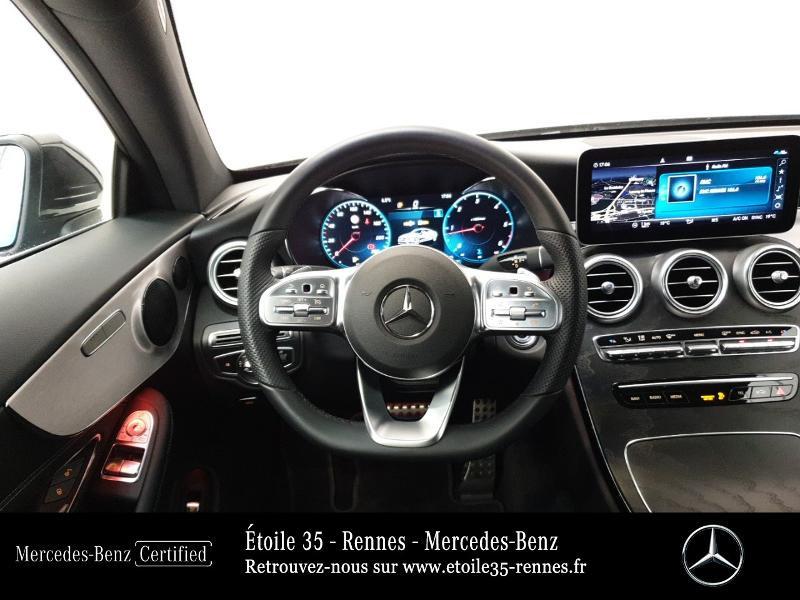 Photo 7 de l'offre de MERCEDES-BENZ Classe C Coupe 220 d 194ch AMG Line 9G-Tronic Euro6d-T à 46490€ chez Etoile 35 - Mercedes-Benz Rennes