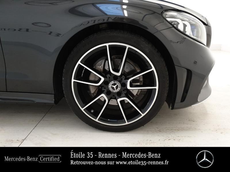 Photo 16 de l'offre de MERCEDES-BENZ Classe C Coupe 220 d 194ch AMG Line 9G-Tronic Euro6d-T à 46490€ chez Etoile 35 - Mercedes-Benz Rennes