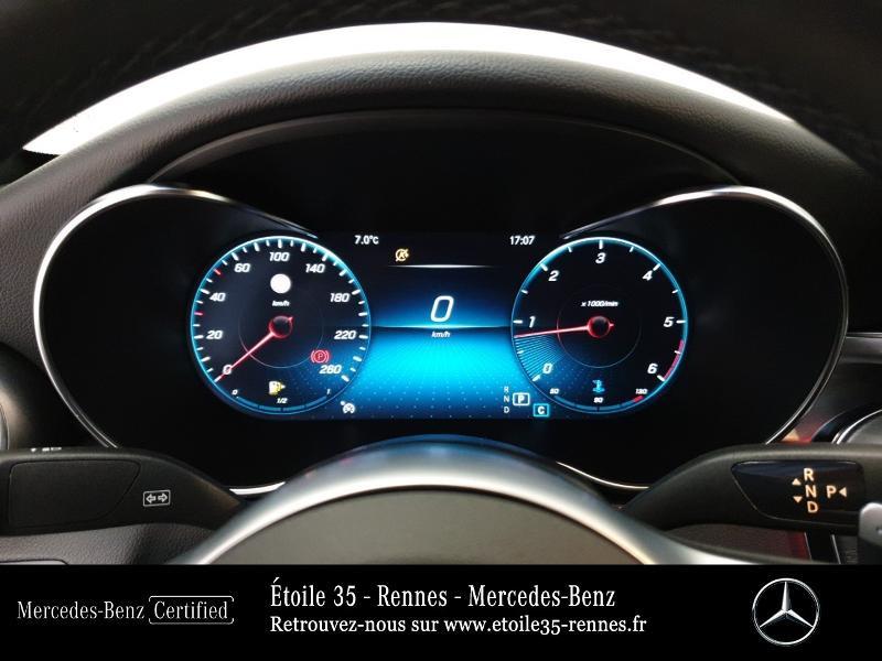 Photo 9 de l'offre de MERCEDES-BENZ Classe C Coupe 220 d 194ch AMG Line 9G-Tronic Euro6d-T à 46490€ chez Etoile 35 - Mercedes-Benz Rennes