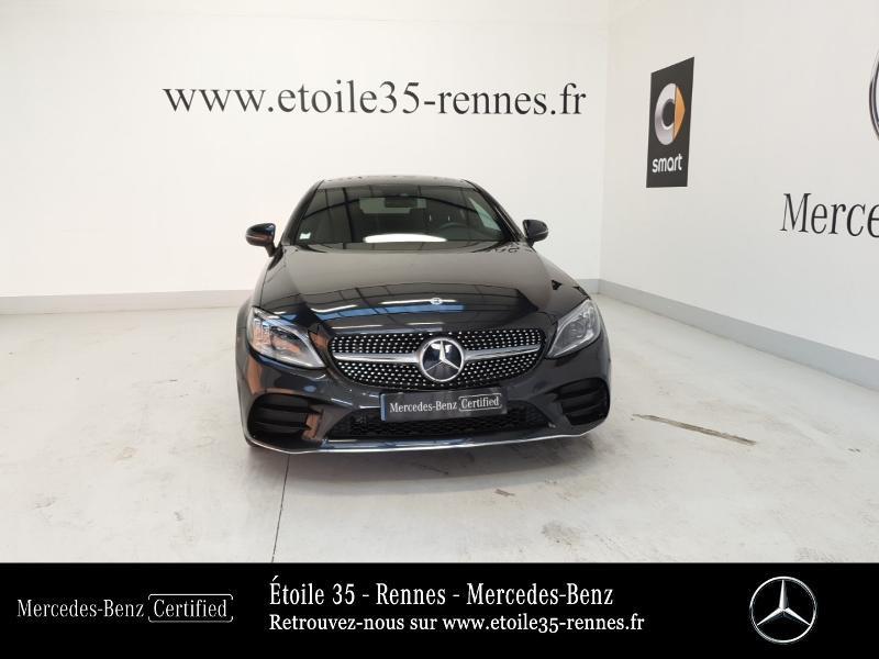 Photo 5 de l'offre de MERCEDES-BENZ Classe C Coupe 220 d 194ch AMG Line 9G-Tronic Euro6d-T à 46490€ chez Etoile 35 - Mercedes-Benz Rennes