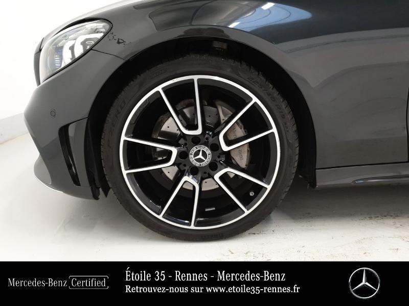 Photo 13 de l'offre de MERCEDES-BENZ Classe C Coupe 220 d 194ch AMG Line 9G-Tronic Euro6d-T à 46490€ chez Etoile 35 - Mercedes-Benz Rennes