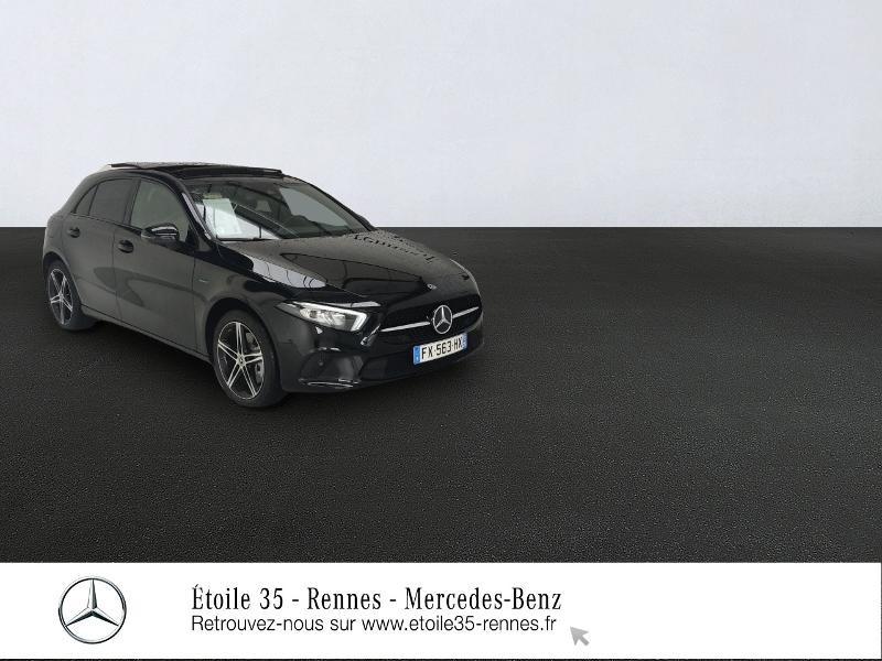Mercedes-Benz Classe A 250 e 160+102ch Progressive Line 8G-DCT 8cv Hybride Noir Cosmos Occasion à vendre