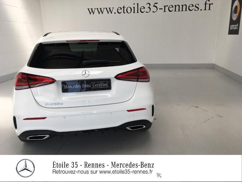 Photo 15 de l'offre de MERCEDES-BENZ Classe A 250 e 160+102ch AMG Line 8G-DCT 8cv à 45900€ chez Etoile 35 - Mercedes-Benz Rennes