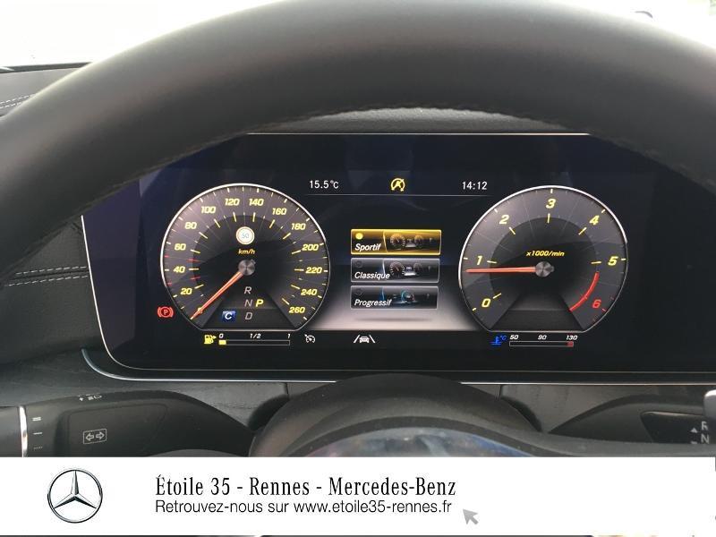 Photo 12 de l'offre de MERCEDES-BENZ Classe E Cabriolet 220 d 194ch AMG Line 9G-Tronic à 71900€ chez Etoile 35 - Mercedes-Benz Rennes