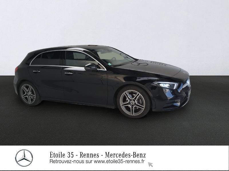 Mercedes-Benz Classe A 200 d AMG Line Diesel Noir Cosmos Occasion à vendre