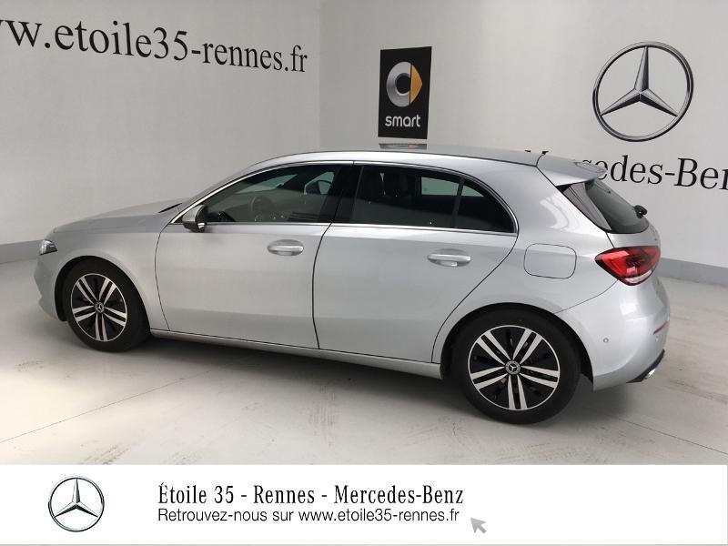 Photo 16 de l'offre de MERCEDES-BENZ Classe A 200 d 150ch Progressive Line 8G-DCT à 34500€ chez Etoile 35 - Mercedes-Benz Rennes