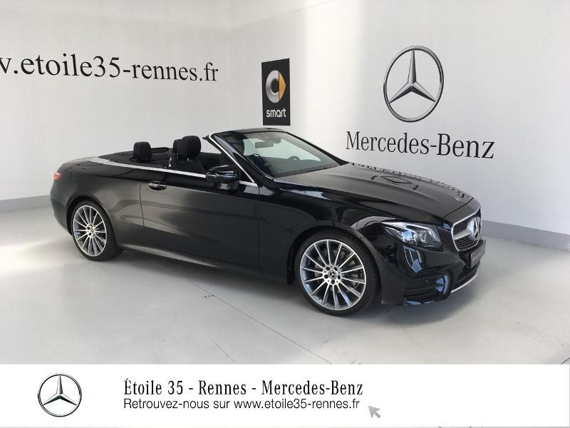 Photo 3 de l'offre de MERCEDES-BENZ Classe E Cabriolet 220 d 194ch AMG Line 9G-Tronic à 71900€ chez Etoile 35 - Mercedes-Benz Rennes