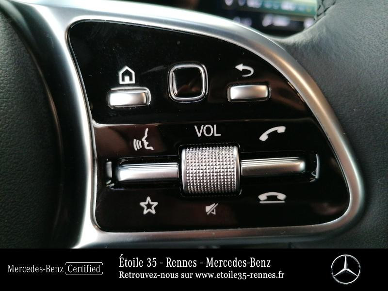Photo 19 de l'offre de MERCEDES-BENZ Classe A 160 109ch Progressive Line à 27890€ chez Etoile 35 - Mercedes-Benz Rennes