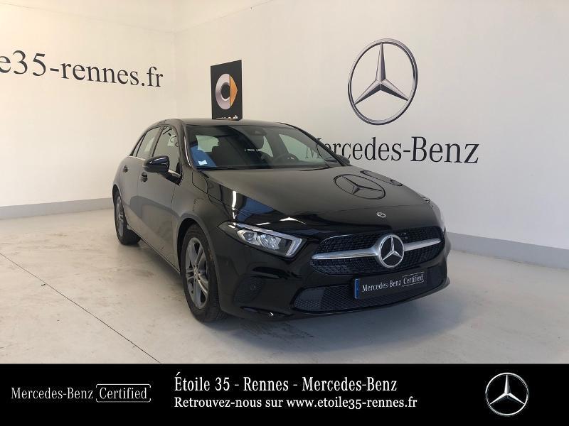 Mercedes-Benz Classe A 180 d 116ch Style Line 7G-DCT Diesel Noir Cosmos Occasion à vendre