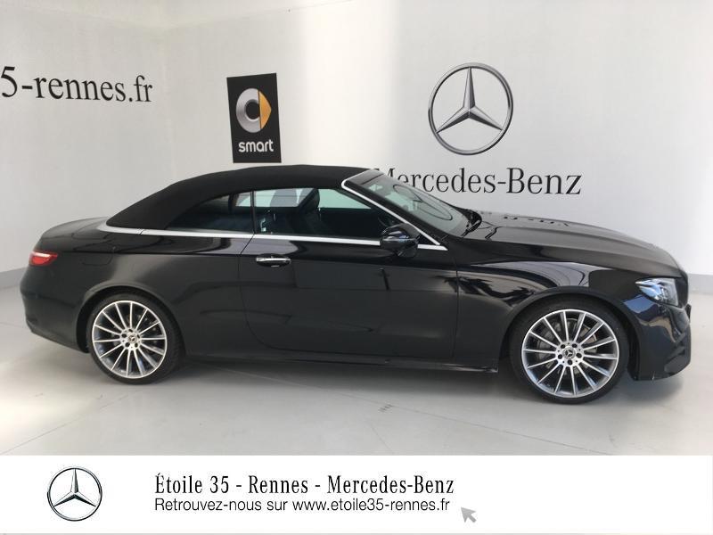 Photo 2 de l'offre de MERCEDES-BENZ Classe E Cabriolet 220 d 194ch AMG Line 9G-Tronic à 71900€ chez Etoile 35 - Mercedes-Benz Rennes