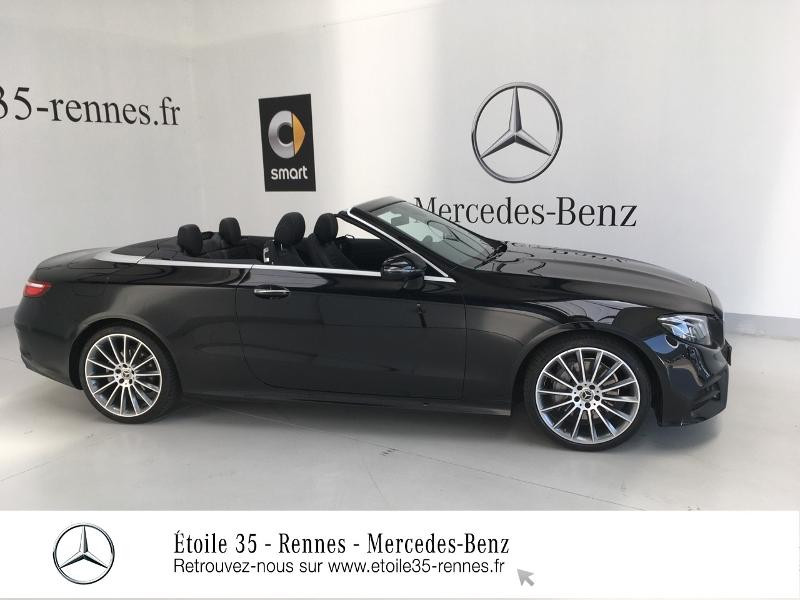 Photo 4 de l'offre de MERCEDES-BENZ Classe E Cabriolet 220 d 194ch AMG Line 9G-Tronic à 71900€ chez Etoile 35 - Mercedes-Benz Rennes