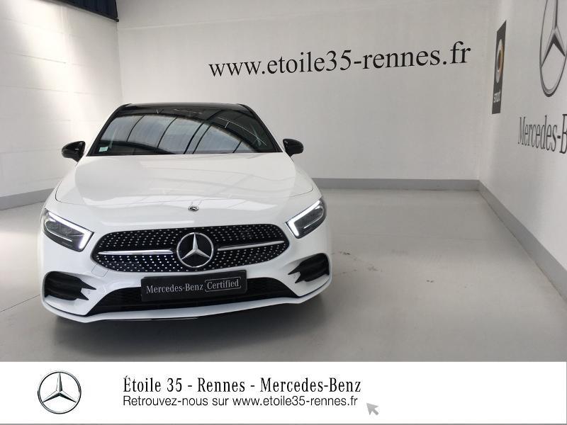 Photo 3 de l'offre de MERCEDES-BENZ Classe A 250 e 160+102ch AMG Line 8G-DCT 8cv à 45900€ chez Etoile 35 - Mercedes-Benz Rennes
