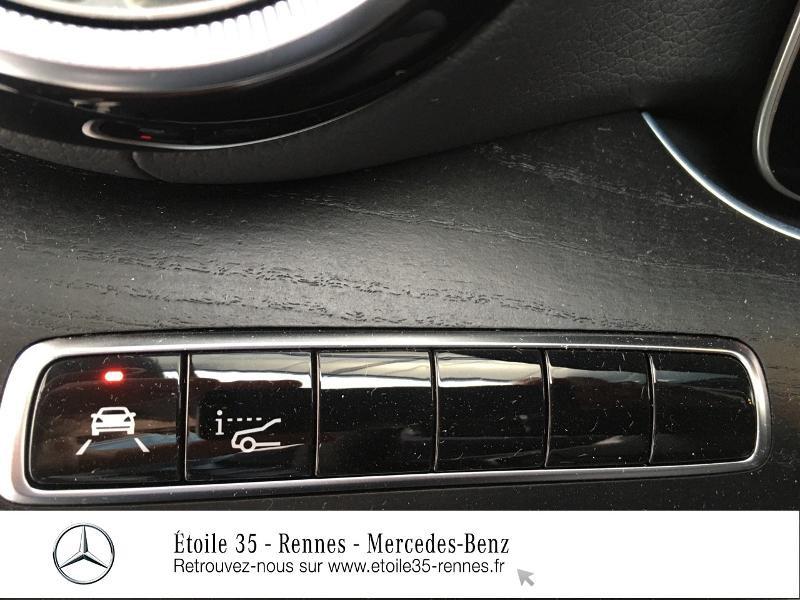 Photo 10 de l'offre de MERCEDES-BENZ Classe E Cabriolet 220 d 194ch AMG Line 9G-Tronic à 71900€ chez Etoile 35 - Mercedes-Benz Rennes