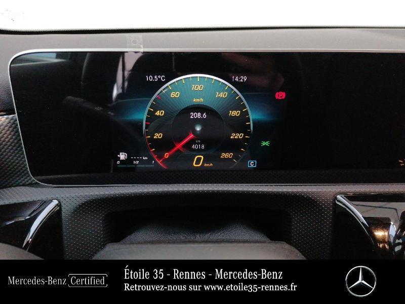 Photo 9 de l'offre de MERCEDES-BENZ Classe A 160 109ch Progressive Line à 27890€ chez Etoile 35 - Mercedes-Benz Rennes