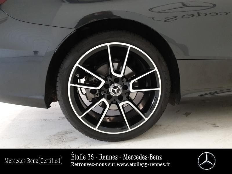 Photo 15 de l'offre de MERCEDES-BENZ Classe C Coupe 220 d 194ch AMG Line 9G-Tronic Euro6d-T à 46490€ chez Etoile 35 - Mercedes-Benz Rennes