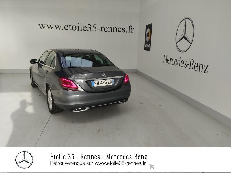 Photo 4 de l'offre de MERCEDES-BENZ Classe C 200 d 150ch Avantgarde Line 9G-Tronic à 40990€ chez Etoile 35 - Mercedes-Benz Rennes