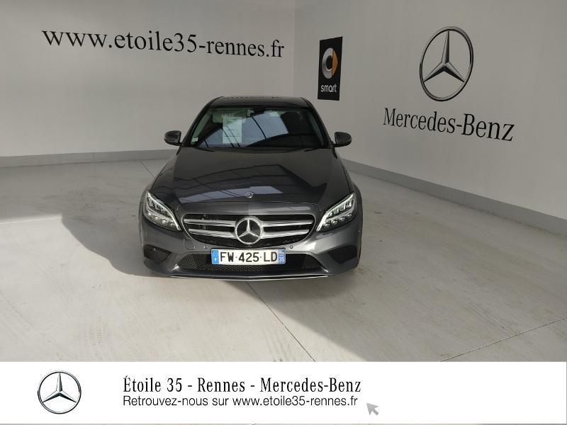 Photo 3 de l'offre de MERCEDES-BENZ Classe C 200 d 150ch Avantgarde Line 9G-Tronic à 40990€ chez Etoile 35 - Mercedes-Benz Rennes