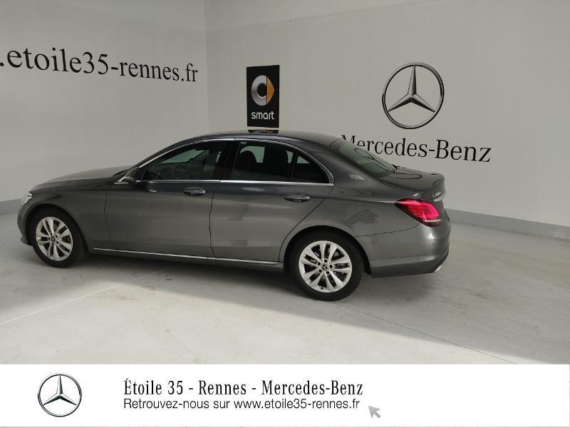 Photo 5 de l'offre de MERCEDES-BENZ Classe C 200 d 150ch Avantgarde Line 9G-Tronic à 40990€ chez Etoile 35 - Mercedes-Benz Rennes