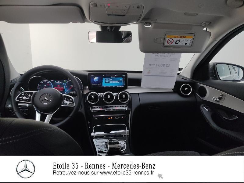 Photo 6 de l'offre de MERCEDES-BENZ Classe C 200 d 150ch Avantgarde Line 9G-Tronic à 40990€ chez Etoile 35 - Mercedes-Benz Rennes