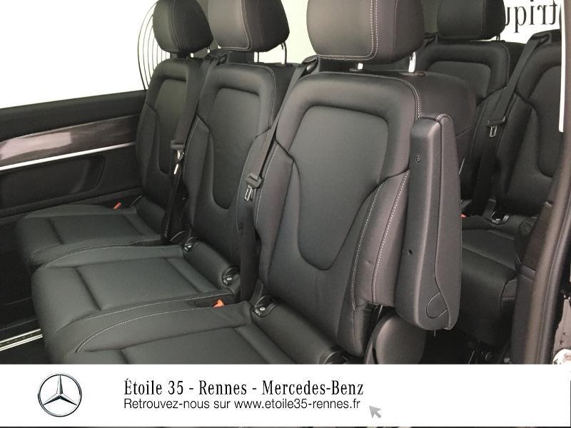 Photo 10 de l'offre de MERCEDES-BENZ Eqv 300 LONG AVANTGARDE à 84900€ chez Etoile 35 - Mercedes-Benz Rennes