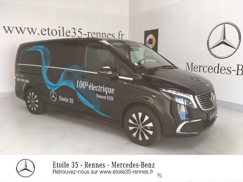 Photo 20 de l'offre de MERCEDES-BENZ Eqv 300 LONG AVANTGARDE à 84900€ chez Etoile 35 - Mercedes-Benz Rennes