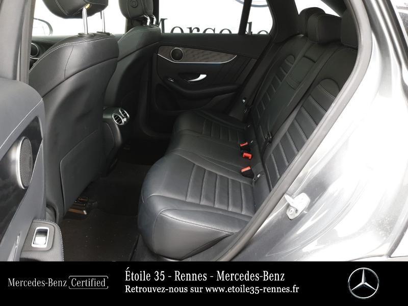Photo 11 de l'offre de MERCEDES-BENZ GLC 350 e 211+116ch Fascination 4Matic 7G-Tronic plus à 45890€ chez Etoile 35 - Mercedes-Benz Rennes