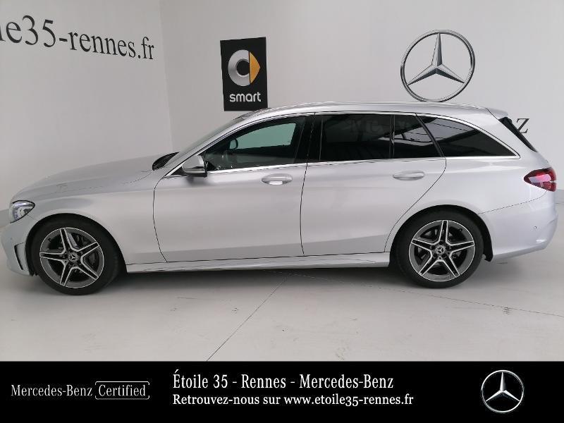 Photo 2 de l'offre de MERCEDES-BENZ Classe C Break 220 d 194ch AMG Line 9G-Tronic à 38490€ chez Etoile 35 - Mercedes-Benz Rennes