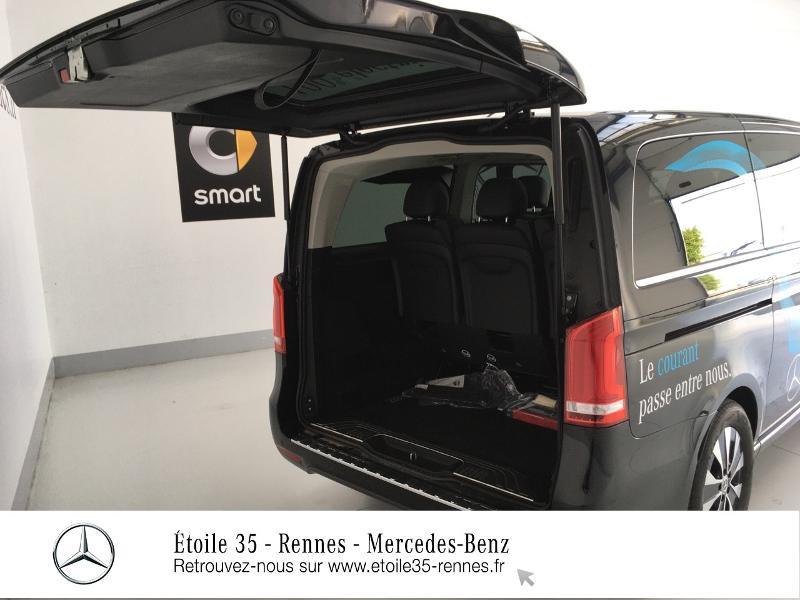 Photo 17 de l'offre de MERCEDES-BENZ Eqv 300 LONG AVANTGARDE à 84900€ chez Etoile 35 - Mercedes-Benz Rennes