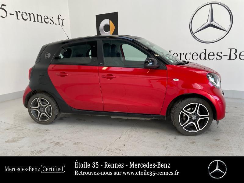 Photo 4 de l'offre de SMART Forfour Electrique 82ch prime à 13490€ chez Etoile 35 - Mercedes-Benz Rennes