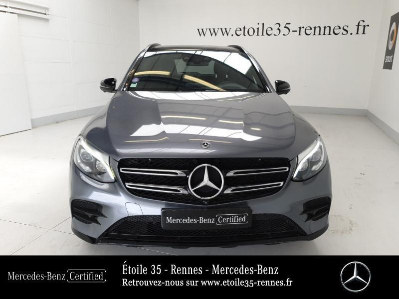 Photo 5 de l'offre de MERCEDES-BENZ GLC 350 e 211+116ch Fascination 4Matic 7G-Tronic plus à 45890€ chez Etoile 35 - Mercedes-Benz Rennes