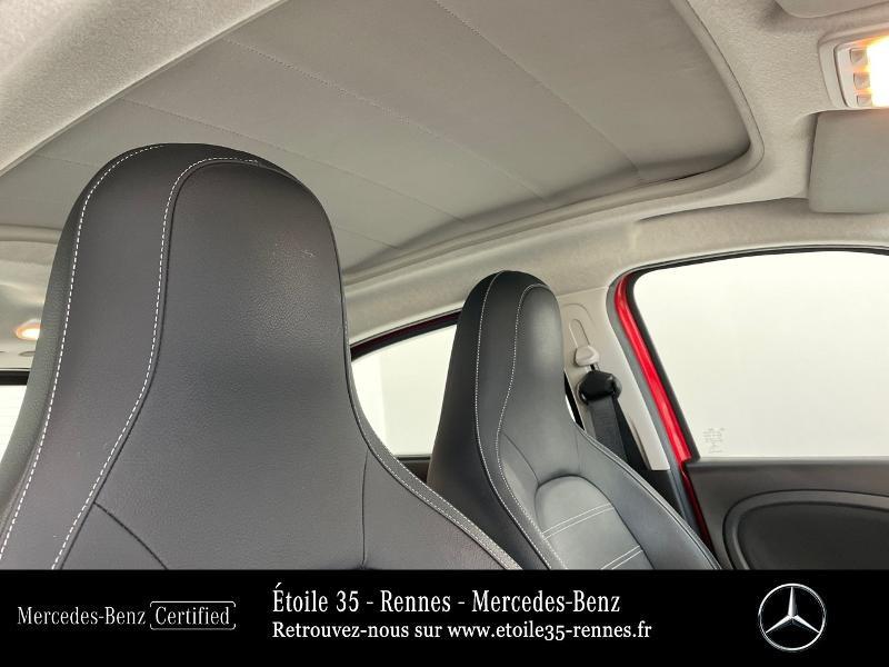 Photo 15 de l'offre de SMART Forfour Electrique 82ch prime à 13490€ chez Etoile 35 - Mercedes-Benz Rennes