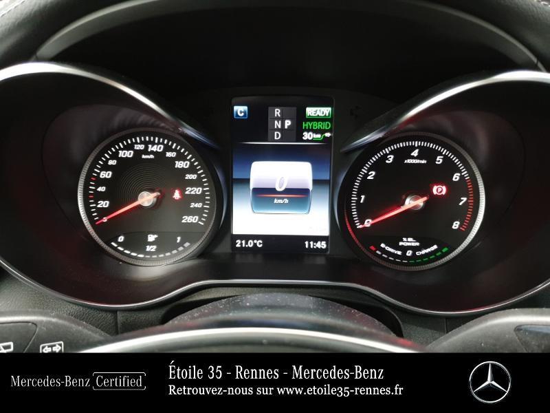 Photo 9 de l'offre de MERCEDES-BENZ GLC 350 e 211+116ch Fascination 4Matic 7G-Tronic plus à 45890€ chez Etoile 35 - Mercedes-Benz Rennes
