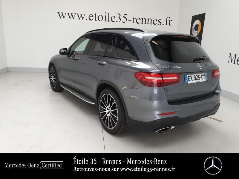 Photo 3 de l'offre de MERCEDES-BENZ GLC 350 e 211+116ch Fascination 4Matic 7G-Tronic plus à 45890€ chez Etoile 35 - Mercedes-Benz Rennes