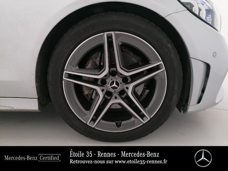 Photo 15 de l'offre de MERCEDES-BENZ Classe C Break 220 d 194ch AMG Line 9G-Tronic à 38490€ chez Etoile 35 - Mercedes-Benz Rennes