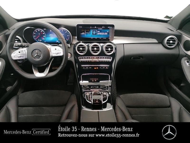 Photo 6 de l'offre de MERCEDES-BENZ Classe C Break 220 d 194ch AMG Line 9G-Tronic à 38490€ chez Etoile 35 - Mercedes-Benz Rennes