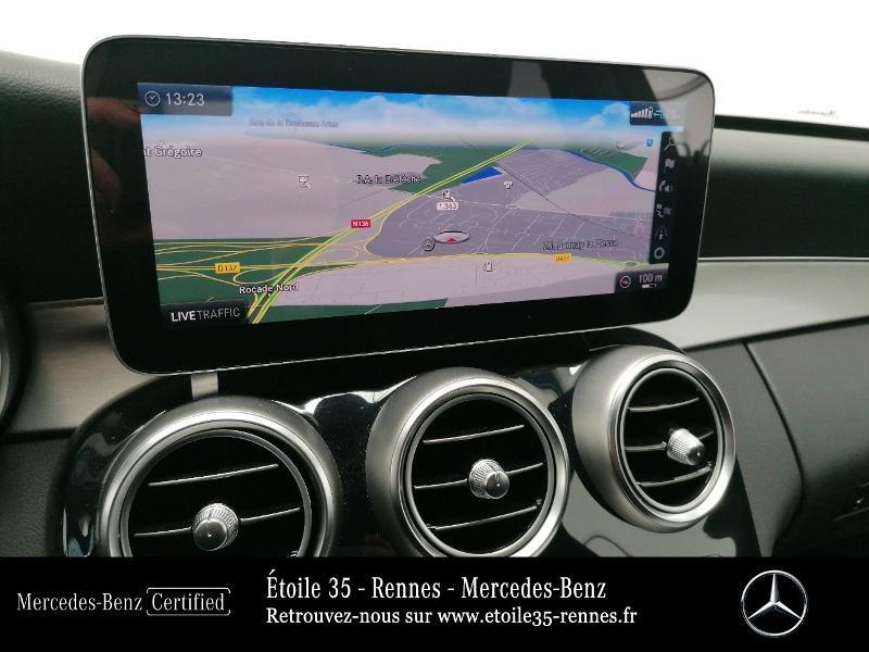 Photo 18 de l'offre de MERCEDES-BENZ Classe C Break 220 d 194ch AMG Line 9G-Tronic à 38490€ chez Etoile 35 - Mercedes-Benz Rennes