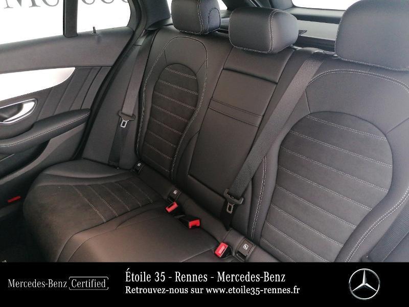 Photo 11 de l'offre de MERCEDES-BENZ Classe C Break 220 d 194ch AMG Line 9G-Tronic à 38490€ chez Etoile 35 - Mercedes-Benz Rennes