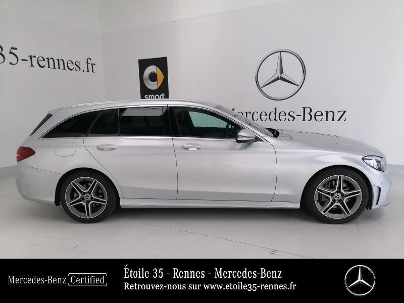 Photo 4 de l'offre de MERCEDES-BENZ Classe C Break 220 d 194ch AMG Line 9G-Tronic à 38490€ chez Etoile 35 - Mercedes-Benz Rennes