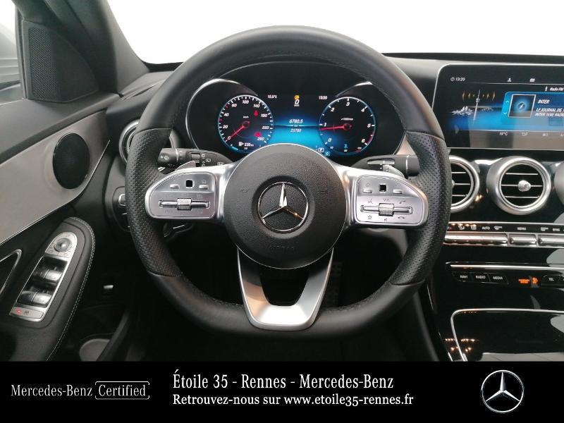 Photo 7 de l'offre de MERCEDES-BENZ Classe C Break 220 d 194ch AMG Line 9G-Tronic à 38490€ chez Etoile 35 - Mercedes-Benz Rennes