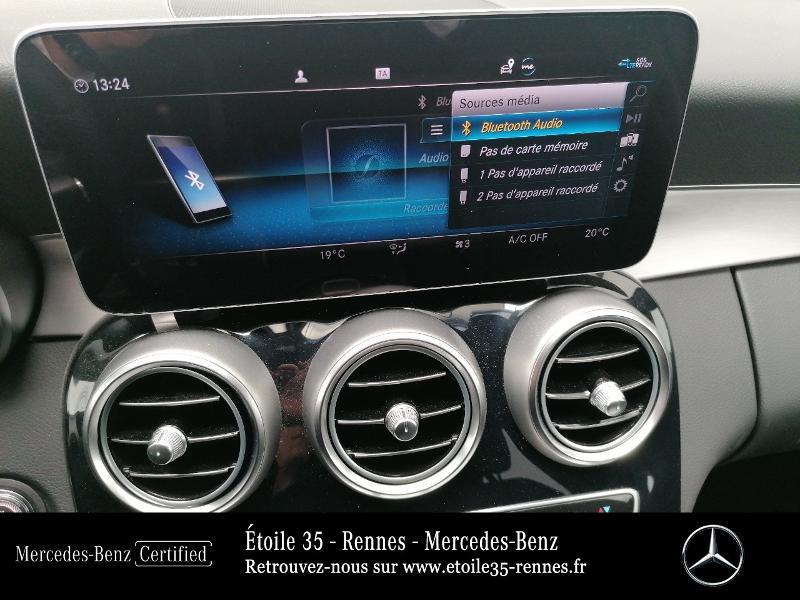 Photo 19 de l'offre de MERCEDES-BENZ Classe C Break 220 d 194ch AMG Line 9G-Tronic à 38490€ chez Etoile 35 - Mercedes-Benz Rennes