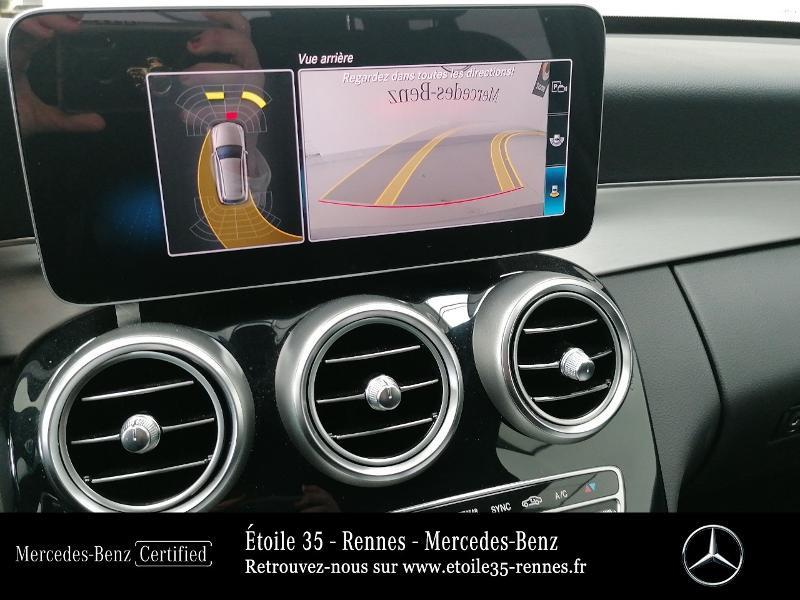 Photo 24 de l'offre de MERCEDES-BENZ Classe C Break 220 d 194ch AMG Line 9G-Tronic à 38490€ chez Etoile 35 - Mercedes-Benz Rennes