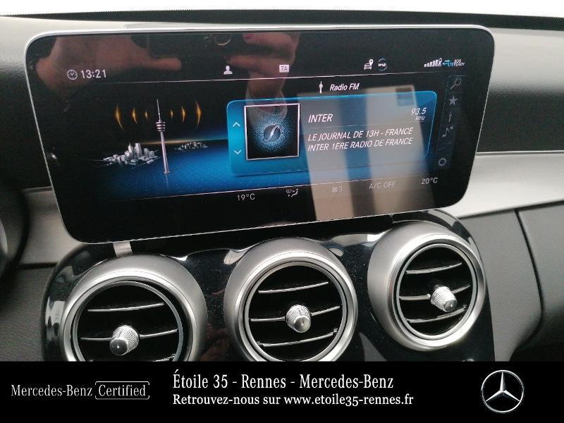 Photo 8 de l'offre de MERCEDES-BENZ Classe C Break 220 d 194ch AMG Line 9G-Tronic à 38490€ chez Etoile 35 - Mercedes-Benz Rennes