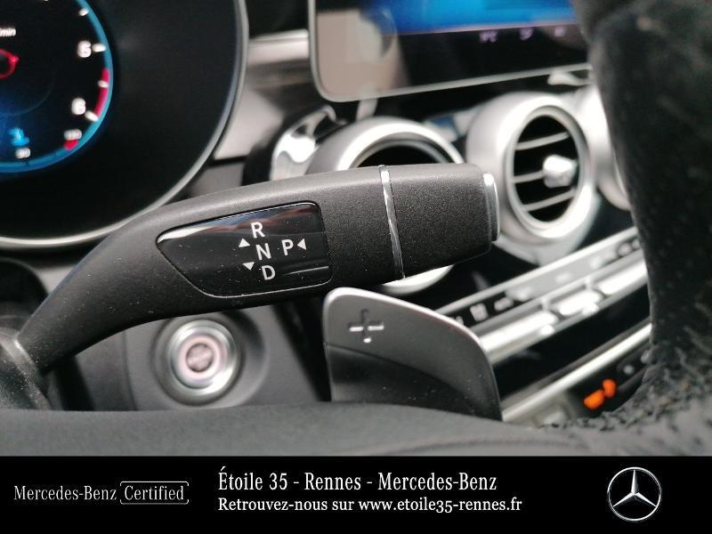 Photo 10 de l'offre de MERCEDES-BENZ Classe C Break 220 d 194ch AMG Line 9G-Tronic à 38490€ chez Etoile 35 - Mercedes-Benz Rennes