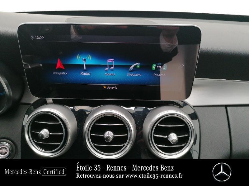 Photo 17 de l'offre de MERCEDES-BENZ Classe C Break 220 d 194ch AMG Line 9G-Tronic à 38490€ chez Etoile 35 - Mercedes-Benz Rennes