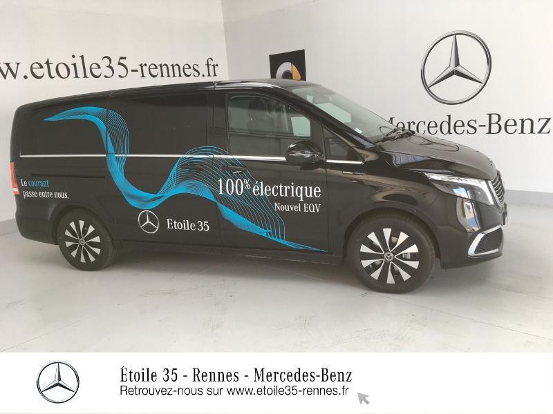 Photo 2 de l'offre de MERCEDES-BENZ Eqv 300 LONG AVANTGARDE à 84900€ chez Etoile 35 - Mercedes-Benz Rennes
